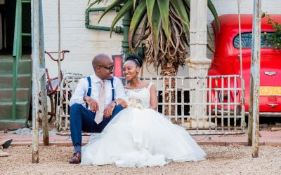 Katlego and Thato – Couple Portraits